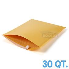 30 8 Kraft Bubble Padded Envelopes Mailers 145 X 26
