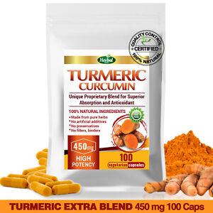 TURMERIC-CURCUMIN-CAPSULES-TUMERIC-CURCUMINOID-Curcuma-Longa-Joints-Pain-Hurt
