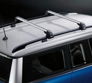 oem mini cooper clubman f54 countryman f60 roof rack railing carrier