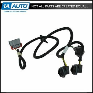 oem tail light lamp wiring harness lh driver side for chevy image is loading oem tail light lamp wiring harness lh driver