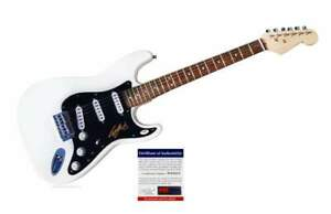 Kiss-Bruce-Kulick-PSA-DNA-authentic-signed-electric-guitar-CERT-Autograph-A0001