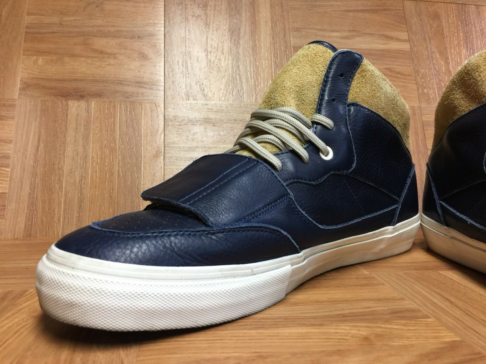 rare vans mt edition perf lx brown suede blue leather mountain edition sz 13 for sale online rare vans mt edition perf lx brown suede blue leather mountain edition sz 13
