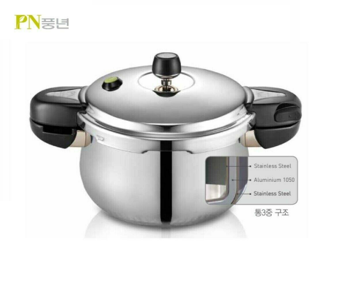 Korea IH Pressure Slow Rice Cooker Hi Clad IH Hive  210 CUPS (Expedited)