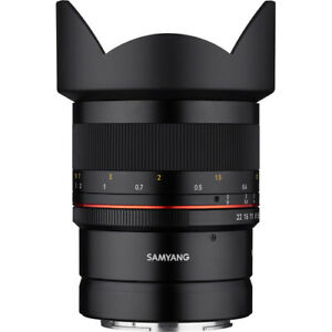 Samyang 14mm F2.8 Ultra Wide Angle Weather Sealed Lens for Canon EOS R