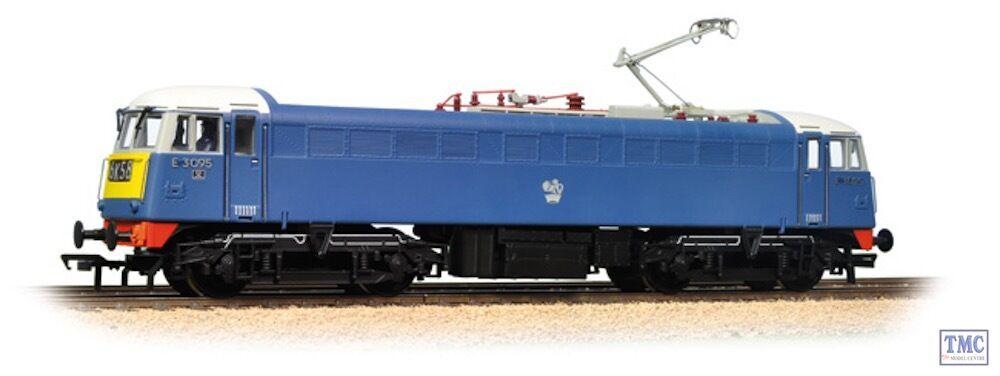 31-679 Bachmann OO Type AL5 Electric E3095 BR Electric bluee Small Yellow Panel