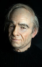 """Silicone Mask Old Man """"Pavel"""" Hand Made, Halloween High Quality, Realistic,"""
