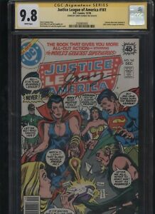 Justice-League-of-America-161-CGC-9-8-SS-Gerry-Conway-new-costume-ZATANNA-1978