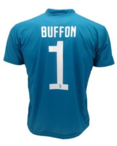 Football Trikot Juve Buffon 2017//2018 PS 07934 Kleidung Juventus Kind