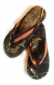 Men's Northern Trail™ Camo Flip-Flops Sandals