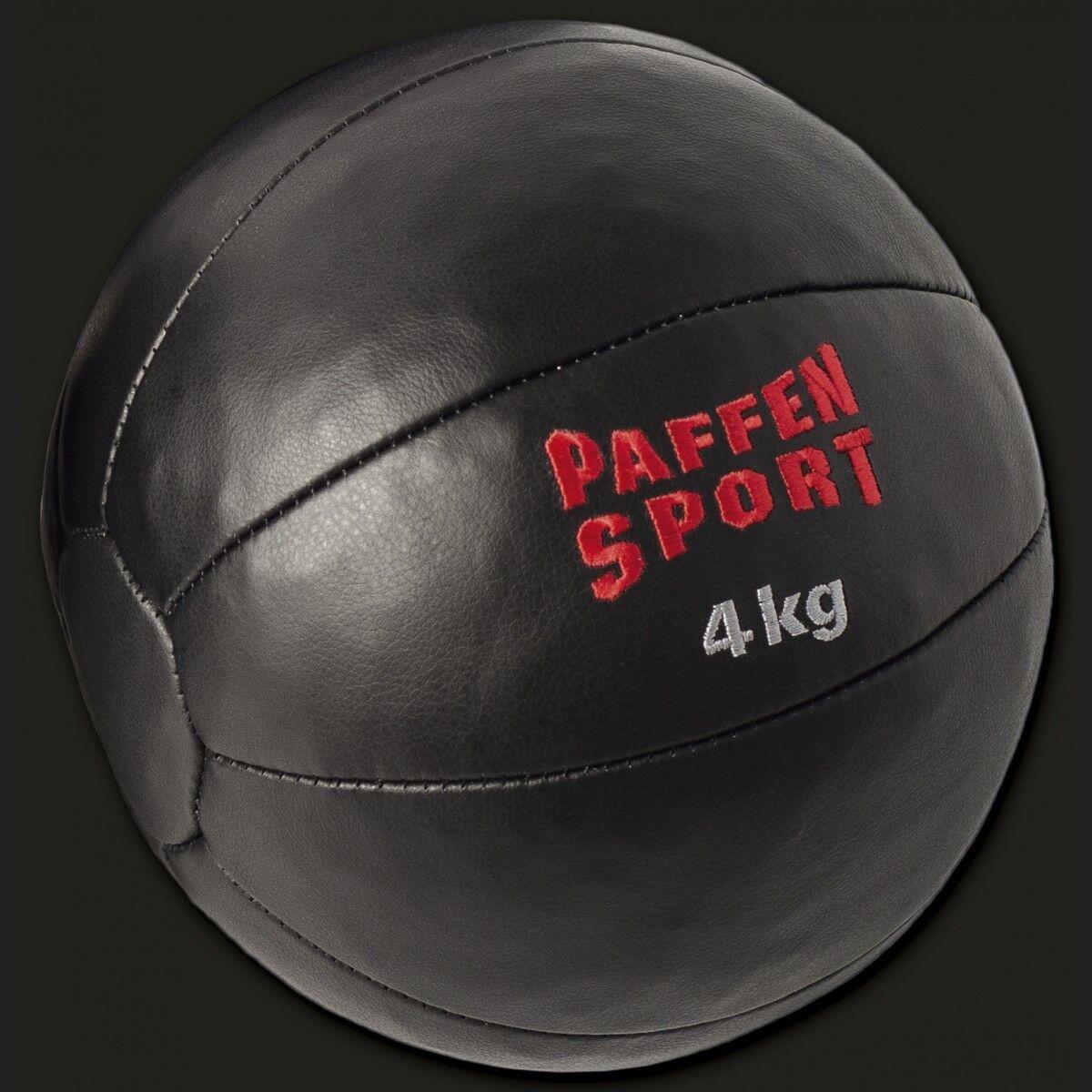 Star Medizinball von von von Paffen Sport in 4Kg. Fitness, Kampfsport, Boxen, MMA 530269
