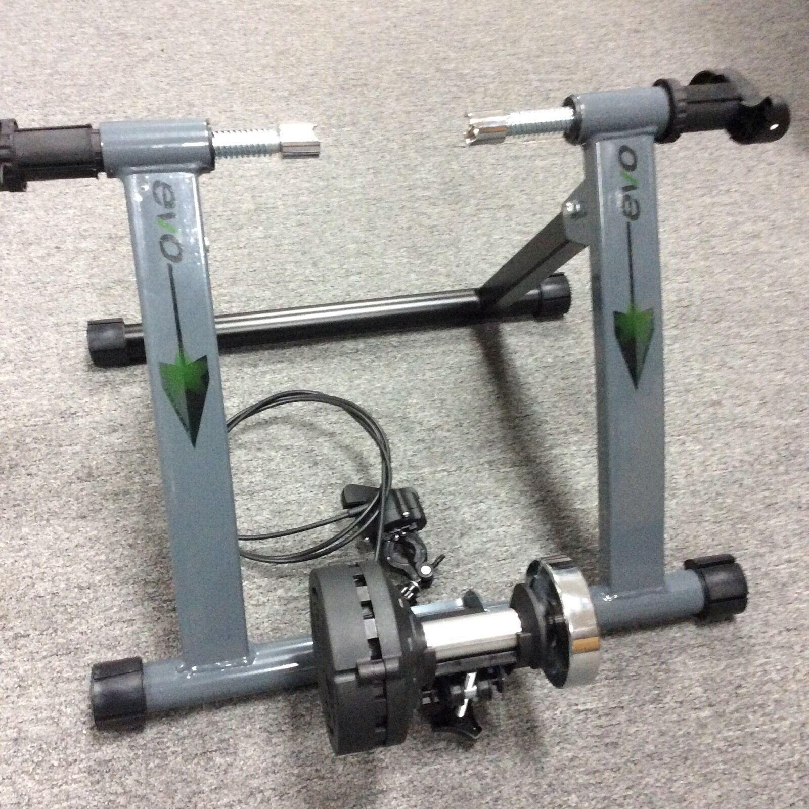 Nuevo EVO-Spin Mag Remoto Bicicleta E entrenador Bicicleta Magnética precio minorista sugerido por el fabricante