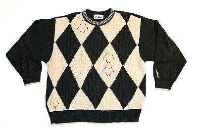 Carlo Colucci Vintage Jumper Sweater Sweatshirt Trend Hiphop Size 50 Oldschool | eBay