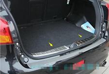 for 10-17 Mitsubishi ASX Outlander Sport Rear Bumper Protector Scuff Plate Cover