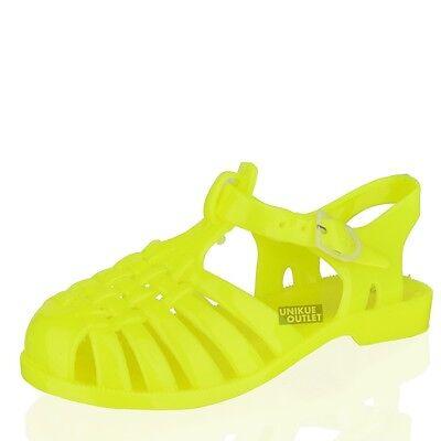Mädchen Kinder kleinkinder sommer urlaub strand buckle gel-sandalen