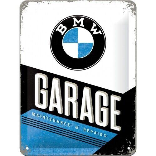 BMW Garage 15x20cm BlechschildNostalgic Art26212