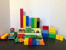 *NEW* 12 Pieces Lego DUPLO DARK PINK Brick 2x3 CURVED BOTTOM