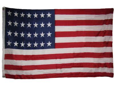 48 Stars Historical Flag 3x5 Polyester