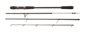 Sea Lure Spinning Rods Rovex Ceratec Sea Bass 9/' 4 piece Travel Spinning Rod