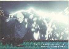 Harry Potter Order Of The Phoenix Update Bronze Stamped Promo Card #02