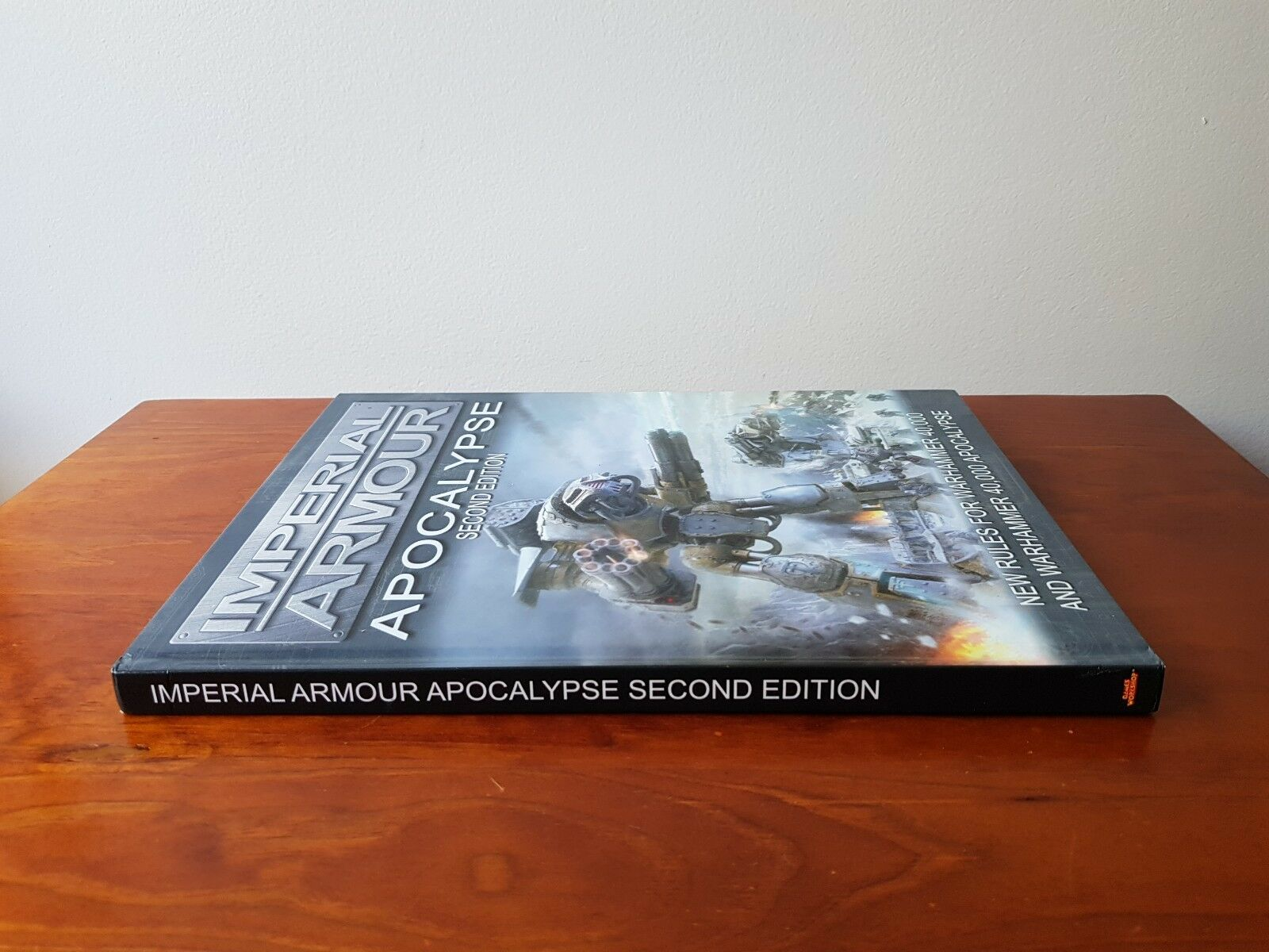 Warhammer 40,000 RPG 40k Imperial Armour Apocalypse 2nd Second Edition RPG 40,000 Rule Book bae031
