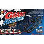 AFX HO scale Mega G GIANT RACEWAY 21017 electric Slot Car Race Set w Tri Power