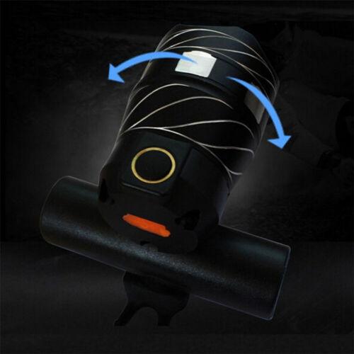15000Lm XM-L XML T6 LED Bicycle Bike light HeadLight Head lamp Rechargeable