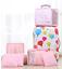 Imperméable 6pcs Voyage Sacs de stockage vêtements Packing Cube bagages Organisateur Pochette