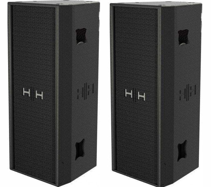 HH Tessen TNE212A 550w Genuine RMS 2 x 12  Speaker BRAND NEW OPEN BOX 40% off