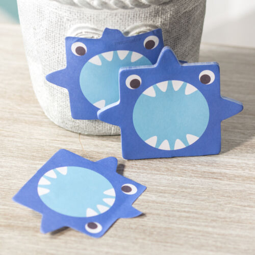 160 Novelty Hungry Shark Sticky Notes Cute Paper Note Memo Pad Office School