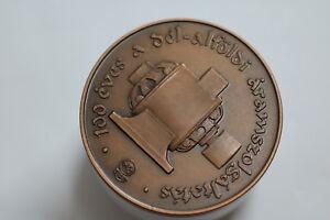 HUNGARY MEDAL 1895 - 1995 ÁRAMSZOLGÁLTATÁS ELECTRICITY SUPPLY A91 #PZ6454