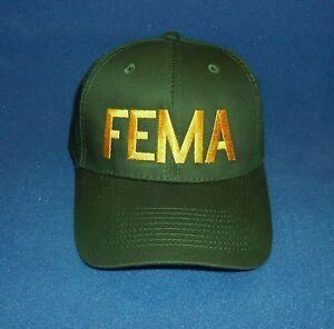 FEMA  Ball Cap   Disaster Preparedness