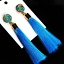 Hot-1-Pair-Women-New-Bohemian-Style-Long-Tassel-Dangle-Fringe-Hook-Earrings-Gift thumbnail 21