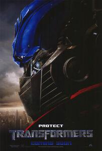 Trasformatori-Poster-Film-Licensed-New-Usa-27x40-Theater-Misura-2007-B