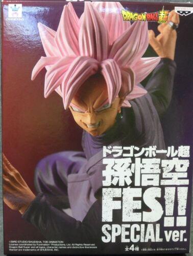 Dragon Ball Super Son Goku Fes Vol.5 by Banpresto  SUPER SAIYAN ROSE GOKU BLACK
