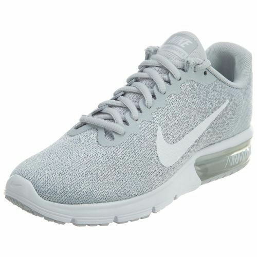 Nike Air Max Sequent 2 Womens Style : 852465 Pure Platinum Size 7.5