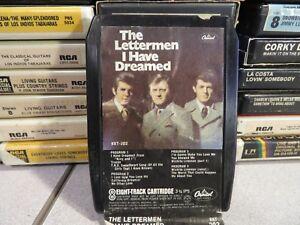 LETTERMEN I Have Dreamed (8-Track Tape)