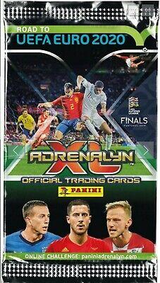 Panini adrenalynxl Road to UEFA EURO 2020 tarjetas gastos de envío gratis números 10-234