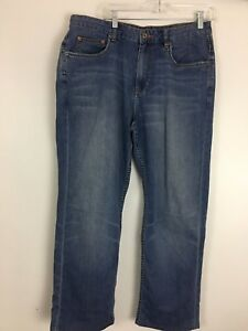 Mens X 36 86549 actuel 36 Jeans Wash Tommy Sz 28 34 Bahama Medium Standard aq0Zt0