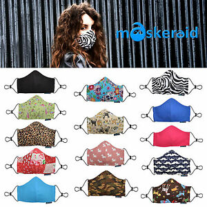 Image Is Loading MASKERAID Designer Nail Salon Technician Cotton Reusable Washable