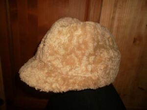 vintage-german-Opas-Omas-alter-Pelz-Hut-Winter-Bergmann-Moembris-oldschool-hat
