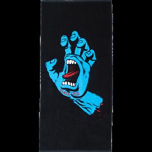 SANTA CRUZ SCREAMING HAND TOWEL