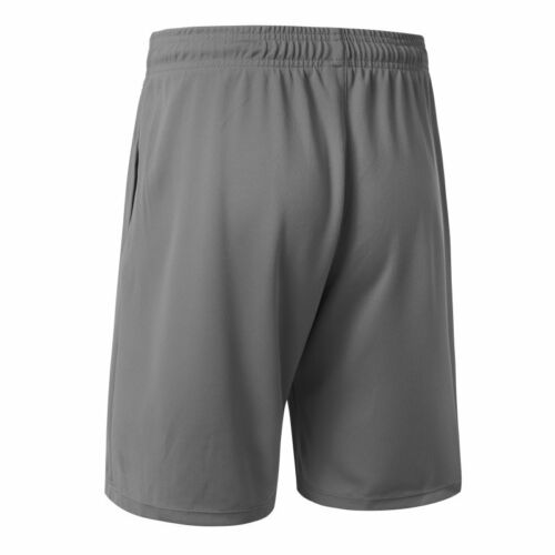 Mens Quick-Dry Loose Basketball Shorts Sports Short  Pants Gym Trousers S-4XL