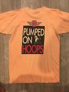 Details about Vintage Reebok Pump Shoes original T Shirt pumps 80s 90s L Made In USA Og Nike