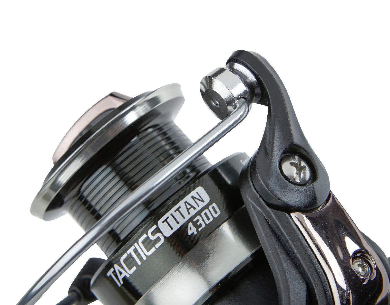 Spinnrolle TACTICS Titan 4200 FD, 3 + + + 1   140m-0,25mm  | Großhandel  640623