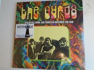 THE-BYRDS-Avalon-Ballroom-November-1968-double-LP-2014-new-mint-sealed-vinyl
