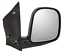 Side-mirror-for-GMC-Express-Savana-Power-96-02-door-mirror-Passenger-side miniature 2