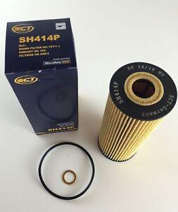 Filtro-aceite-filtro-aceite-de-motor-sct-Germany-mercedes-w124-clase-e-e200-e220-e280-e320