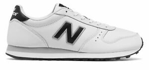 New-Balance-Men-039-s-311-Shoes-White-with-Black