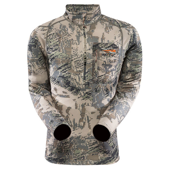 Sitka CORE MIDWEIGHT Zip T  Open Country Medium NEW  U.S. FREE SHIPPING