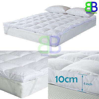 Luxury Microfiber Mattress Topper Top Hotel Quality Ultra Soft Air Flow Mattress